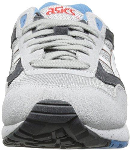 Zapatilla De Deporte Asics Hombres Gel Saga Soft Grey / White