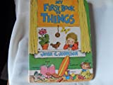 My First Book of Things, John E. Johnson, 039484128X
