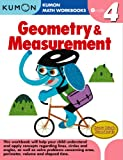 img - for Geometry & Measurement Grade 4 (Kumon Math Workbooks) book / textbook / text book