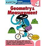 Geometry & Measurement Grade 4 (Kumon Math Workbooks)