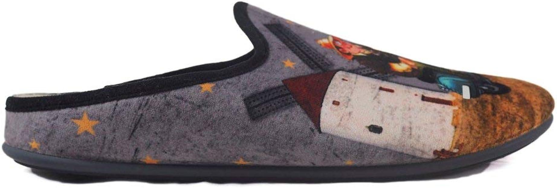 Pantuflas Zapatillas de Estar en casa para Hombre Invierno