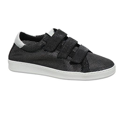 Donna Carolina 434 Sneaker Nero