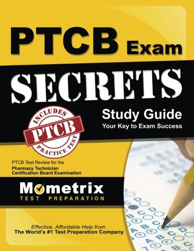 Used Book Buyback:Secrets of the PTCB Exam Study Guide: PTCB Test ...