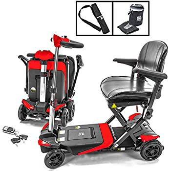transformer electric folding mobility scooter. Black Bedroom Furniture Sets. Home Design Ideas