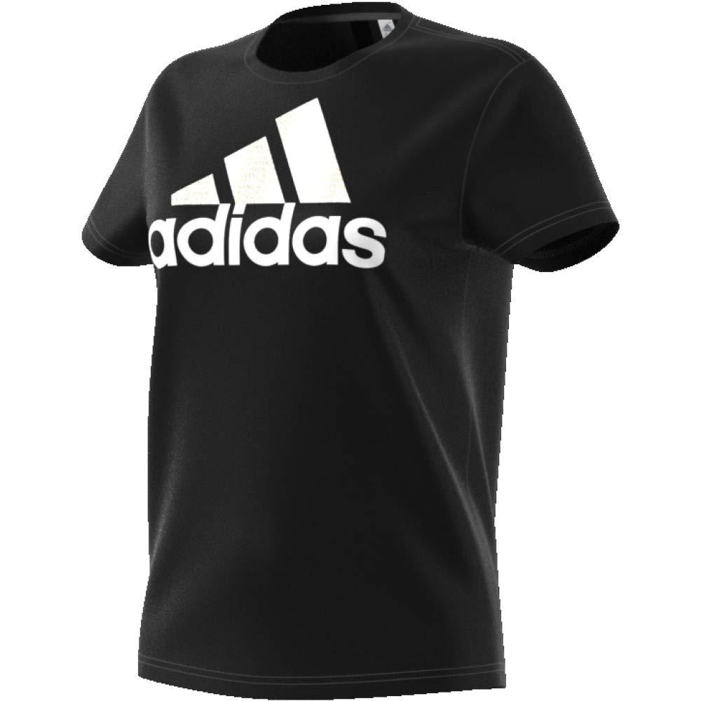 adidas Foil Text Bos - Top de Sport - Femme  adidas Performance  Amazon.fr  Vêtements  et accessoires 04ea026e327