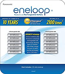 Image of the product Panasonic BK 4MCA12BCZ that is listed on the catalogue brand of eneloop.