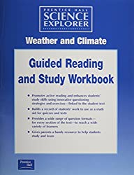 SCIENCE EXPLORER 2E GUIDED STUDY WORKBOOK STUDENT ED WEATHER & CLIMATE  2002C