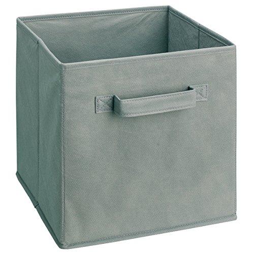 ClosetMaid 58657 Cubeicals Fabric Drawer, Gray