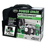 Slime 70004 Power Spair Tire Repair Kit (48-Piece Set)