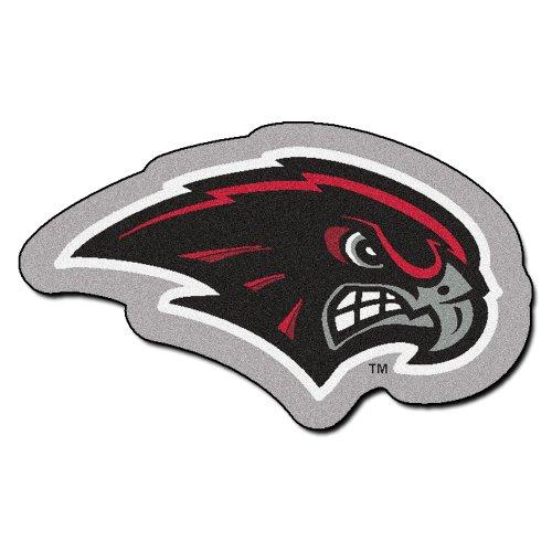 FANMATS NCAA University of Utah Utes Nylon Face Mascot Rug