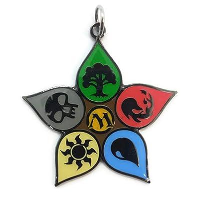 Amazon.com: Damian Negro MTG Magic: el color de la rueda de ...