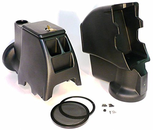 Select Increments 1976-1995 Jeep CJ7 CJ8 YJ Wrangler Intra Pod Enclosure Only without Audio Components 21576