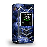 vapor blueberry - Skin Decal Vinyl Wrap for Smok Veneno 225W TC Vape skins stickers cover/ Blueberry, Blue berries