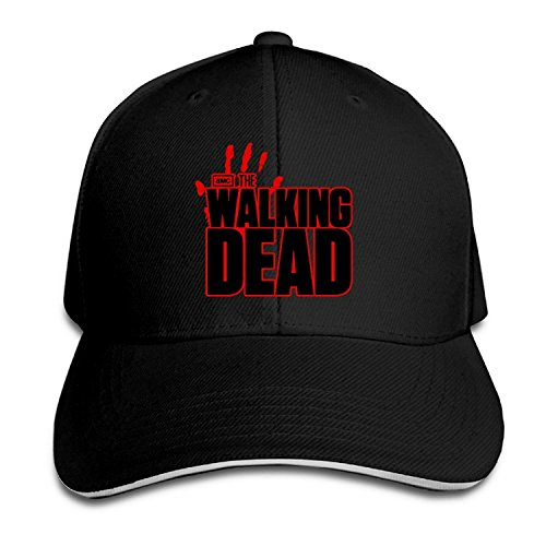The Walking Dead The Fear Baseball Hat Cool Sandwich Cap Hat - The Walking Dead Hats