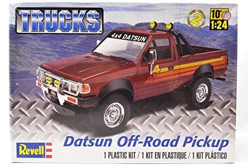 datsun plastic model kit - 8