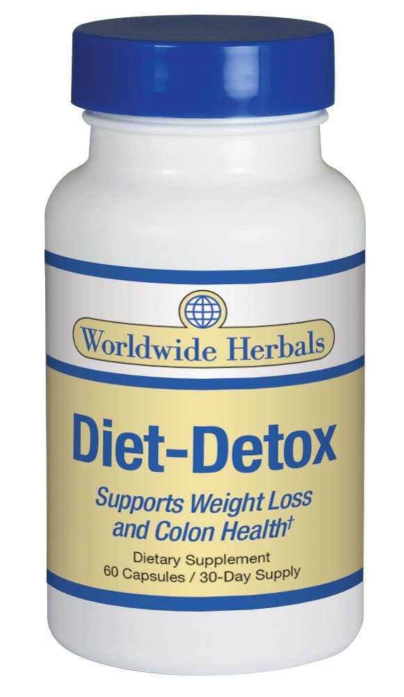 Diet-Detox 1 month supply by Diet-Detox