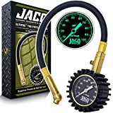 Best Bike Tire Gauges - JACO ElitePro Tire Pressure Gauge - 100 PSI Review
