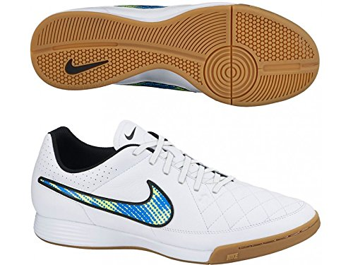 jaune Entrainement Leather Ic Chaussures bleu De Football Blanc Genio Homme Nike Tiempo 4q1xaPa