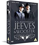 Jeeves & Wooster The Complete Collection Digitally Restored. All 23 episodes on 8 Discs in this Box set . [NON-USA Format / Import-United Kingdom / Region 2 / PAL] (DVD) by NON-U.S.A. FORMAT: PAL Region 2