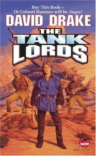 Tank Lords BAEN David Drake product image