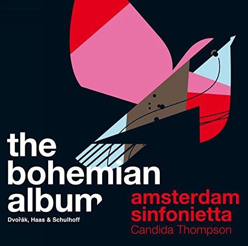 - The Bohemian Album- Music of Dvorak, Haas, & Schulhoff