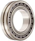 SKF 22218 E/C3 Explorer Spherical Roller Bearing, Straight Bore, Standard Tolerance, Steel Cage, C3 Clearance, Metric, 90mm Bore, 160mm OD, 40mm Width, 5300rpm Maximum Rotational Speed, 84300lbf Static Load Capacity, 73060lbf Dynamic Load Capacity