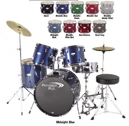 (Percussion Plus PP3350 5-piece Drumset w/20