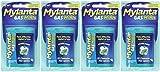 Mylanta Gas Mini Chewable Tablets, Arctic Mint 50 Count (4 Pack)
