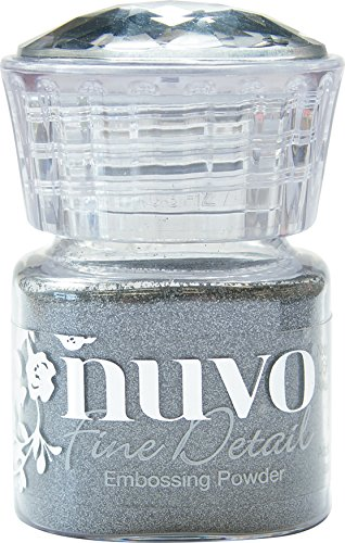 Nuvo Embossing Powder Fine Detail .74oz-Classic - Details Classic
