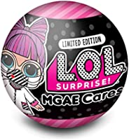L.O.L. Surprise! MGAE Cares Limited Edition Frontline Hero with 7 Surprises