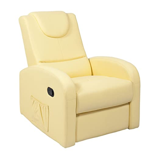 Sillón relax reclinable con mecanismo manual. Modelo Parigi ...