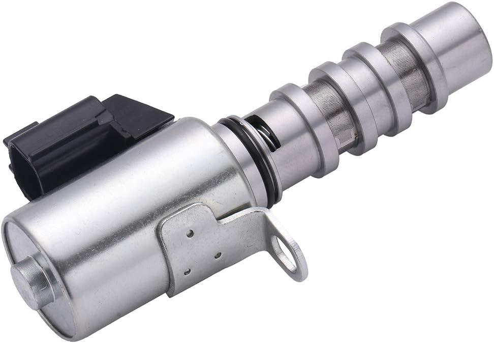 Oil Control Camshaft Variable Valve Timing Solenoid Applicable for 2008-2012 Infiniti EX35 2013 Infiniti EX37 2009-2012 Infiniti FX35