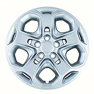 Amazon.com: Hubcaps for Ford Fusion 2010-2012 Set of 4 ...