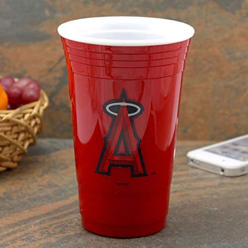 Los Angeles Angels of Anaheim 11oz. Party Cup - Red