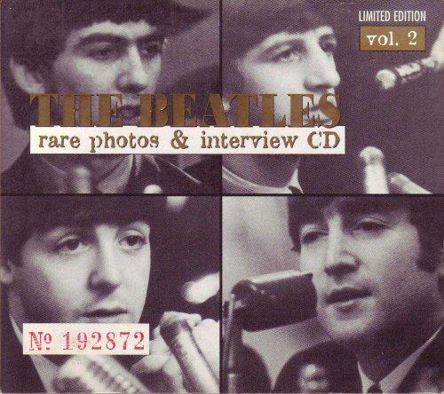 Rare Photos & Interview CD Vol. 2