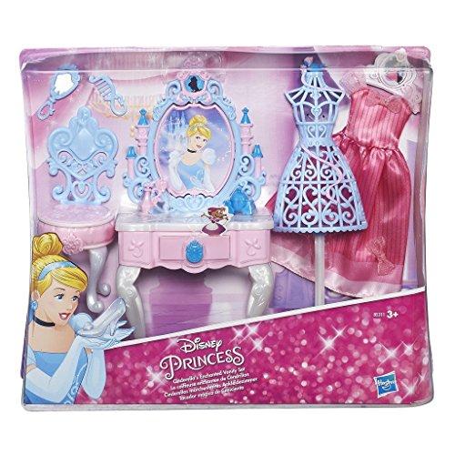 Disney Enchanted Vanity - Disney Princess Cinderella's Enchanted Vanity Set [B5311]