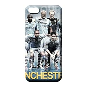 iphone 6plus 6p Nice Snap-on Snap On Hard Cases Covers cell phone shells the team of manchester city