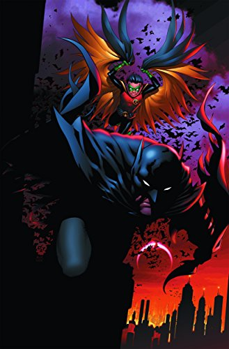 Batman & Robin by Peter J. Tomasi & Patrick Gleason Omnibus (Batman and Robin by Peter J. Tomasi and Patrick Gleason) by DC Comics