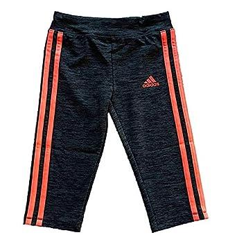 adidas Girls 2 Piece Capri and Shirt Set Size 2 4 5 6