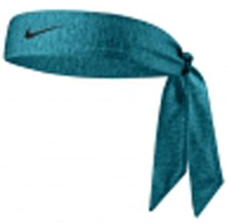Amazon.com  NIKE Dri-FIT Skinny Head Tie Wrap (Teal)  Sports   Outdoors 43f2bf711af