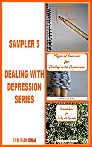 Sampler 5 Dealing with Depression Naturally Series