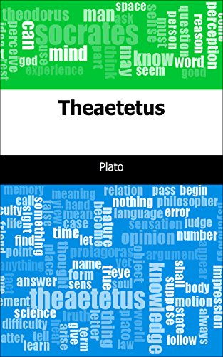 Theaetetus - Definitions Parts And Eye