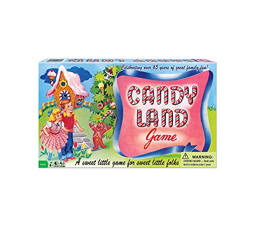 Winning Moves Candy Land 65th Anniversary Edition Board Game