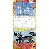 Rosina Wachtmeister Familienplaner - Kalender 2018