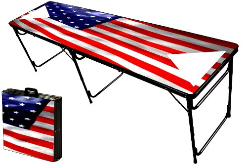 8 foot professional beer pong table w triangles over 30 graphics to choose chickadee - Beer pong table triangle dimensions ...