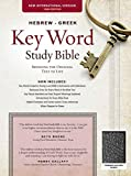 img - for Hebrew Greek Key Word Study Bible NIV, Black (Key Word Study Bibles) book / textbook / text book