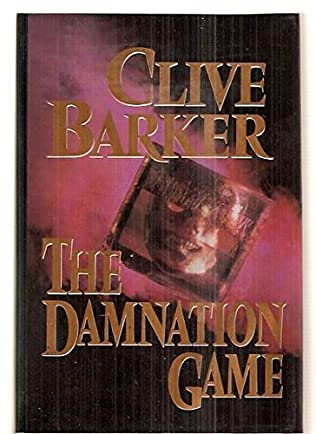 book cover of The Damnation Game