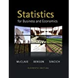 Statistics for Business and Economics (11th Edition)