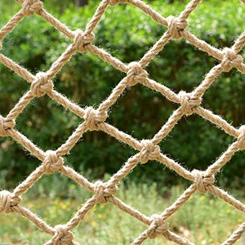 XXN Malla de Valla,Valla Escalera Balcón Barandilla Protector Colgante Decoración de Pared Red Planta Hortícola Cuerda de Crecimiento Sinuoso,Fuerte Duradero Seguro,Respetuoso con EI Medio Ambiente: Amazon.es: Jardín