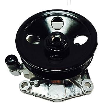 LSAILON LSAILON 21-120 Power Steering Pump For 07-12 Mercedes-BenzGL450,08-12 Mercedes-Benz GL550,06-11 Mercedes-Benz ML350,08-11 Mercedes-Benz ML550,06-11 Mercedes-Benz R350 Assistance Pump